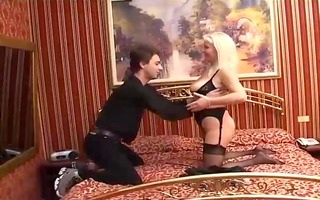 mature with large titties sucks and copulates -
