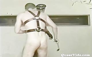 leather sex fetish