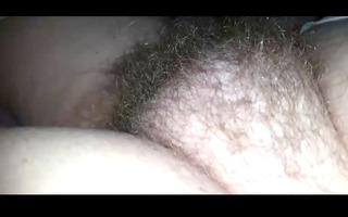 wifes astounding soft natural hirsute vagina