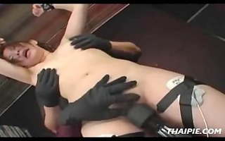 oriental daughter dominated by a mama