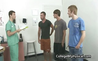 great hot school fellows engulfing part0