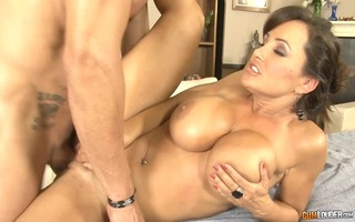 sexy sex massage with large boobs