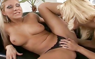 sophie moone and clara g in lesbo foot sex