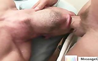 massagecocks chubby cock groping