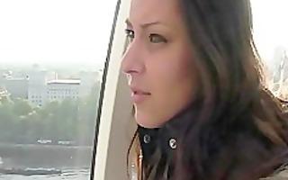 the peeping lesbo