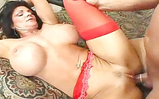 mature breasty strumpets in nylons