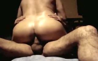 aged italian woman riding hard dick in home video