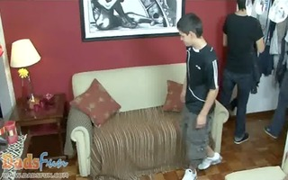 lusty homosexual oldie blows and pounds cute
