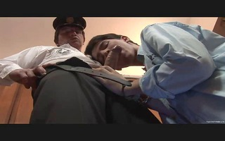 horny dad cop fuck perverted homosexual twink