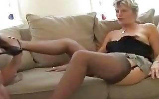 blond mature non-professional wife cuckold love