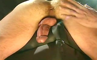 leather group fuck