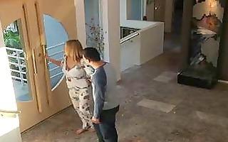 husband lefttime to fuck! british wife