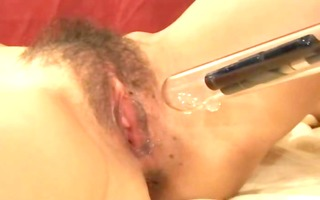 luxury japanese anal bushy sex
