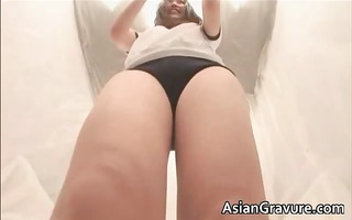 hot oriental lady gives hawt oral-sex part10